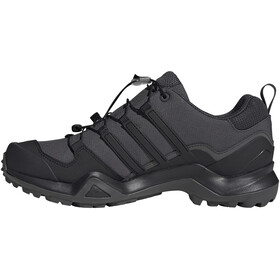 adidas TERREX Swift R2 Gore-Tex Zapatillas Senderismo Resistente al Agua Hombre, grey six/core black/grey four